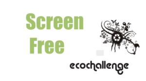 Screen Free EcoChallenge